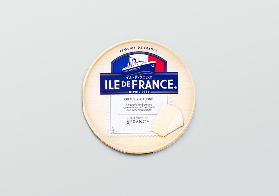 ILE DE FRANCE lEAFLET | ILE DE FRANCE